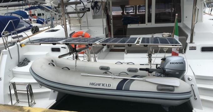 Lagoon Lagoon 400 S2 entre particuliers et professionnel à Salerno