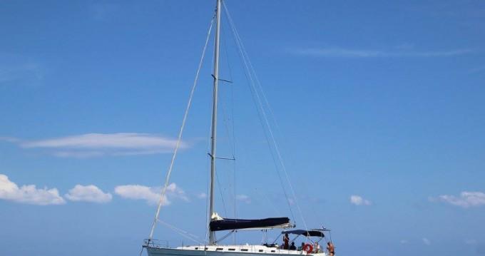 Location bateau Athènes pas cher Cyclades 50.5