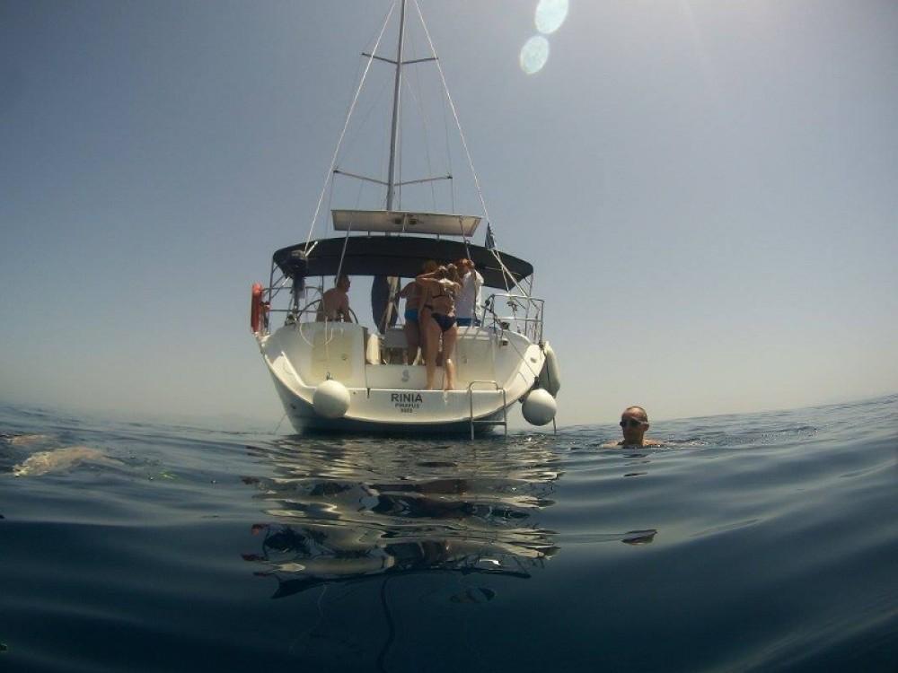 Location Voilier à Marina de Alimos - Bénéteau Cyclades 50.5