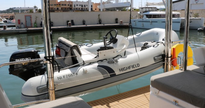 Louer Catamaran avec ou sans skipper Leopard à Cogolin