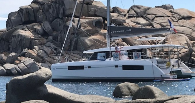 Location Catamaran à Cogolin - Leopard Leopard 45