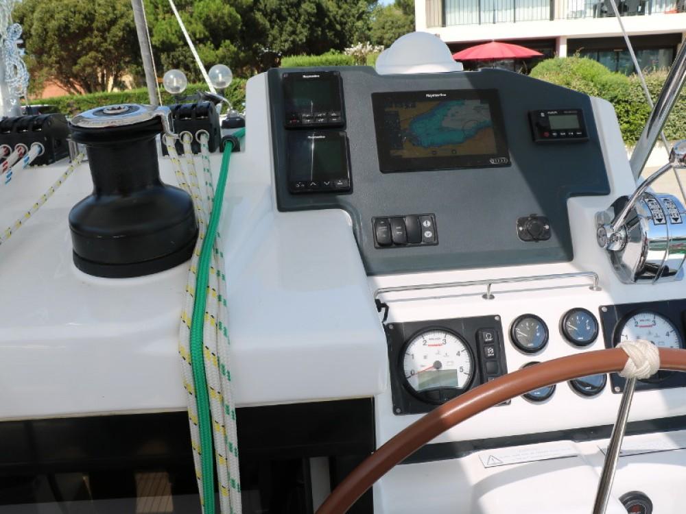 Location bateau Leopard Leopard 45 à Gassin sur Samboat