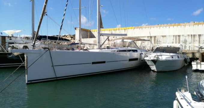 Location bateau Capo d'Orlando pas cher Dufour 560 Grand Large