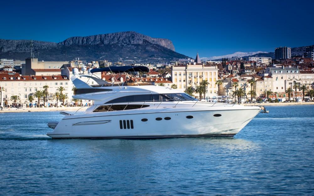 Louer Yacht avec ou sans skipper Princess à Spalato