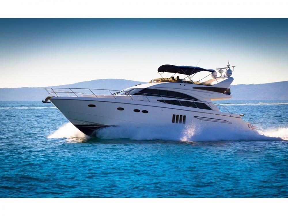 Location Yacht à Spalato - Princess Princess 62