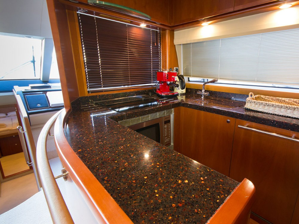Location bateau Spalato pas cher Princess 62