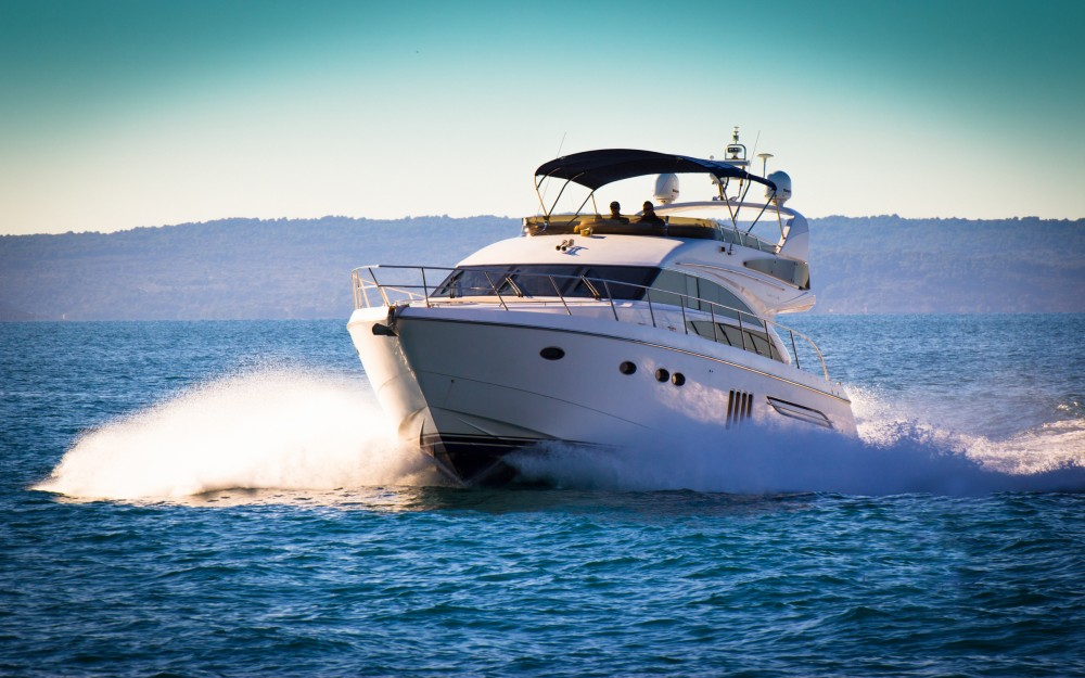 Location yacht à Spalato - Princess Princess 62 sur SamBoat