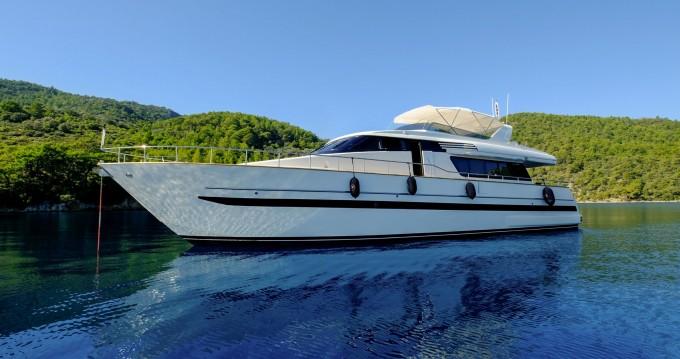 Louer Yacht avec ou sans skipper Sanlorenzo à Göcek