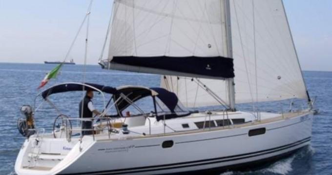 Jeanneau Sun Odyssey 49i entre particuliers et professionnel à Nettuno