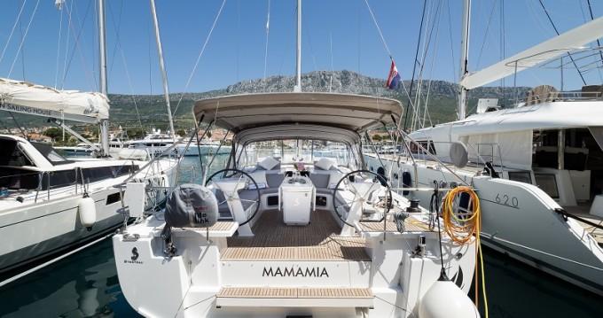 Location bateau Kaštel Gomilica pas cher Oceanis 51.1