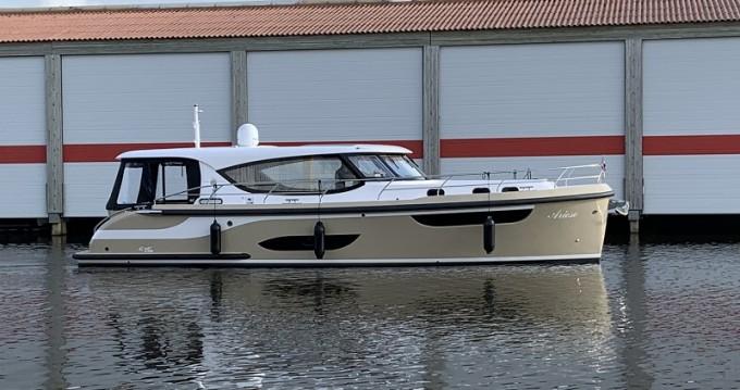Location bateau  Jetten 42 MPC à Kortgene sur Samboat