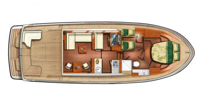 Location bateau Kortgene pas cher Linssen Grand Sturdy 40.0 Sedan