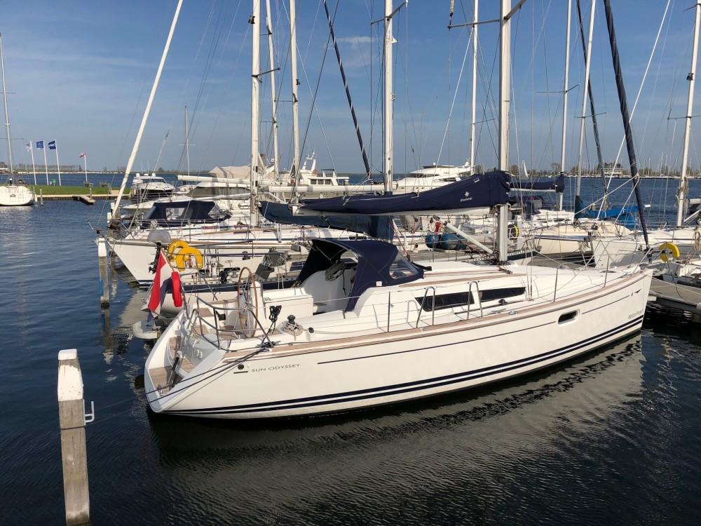 Location yacht à  - Jeanneau Sun Odyssey 36i sur SamBoat