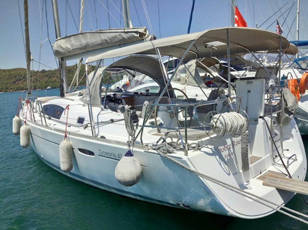 Location yacht à Fethiye - Bénéteau Beneteau 43 sur SamBoat