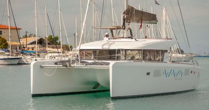 Location yacht à Lefkada (Île) - Lagoon Lagoon 39 sur SamBoat
