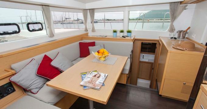 Location bateau Lagoon Lagoon 39 à Lefkada (Île) sur Samboat