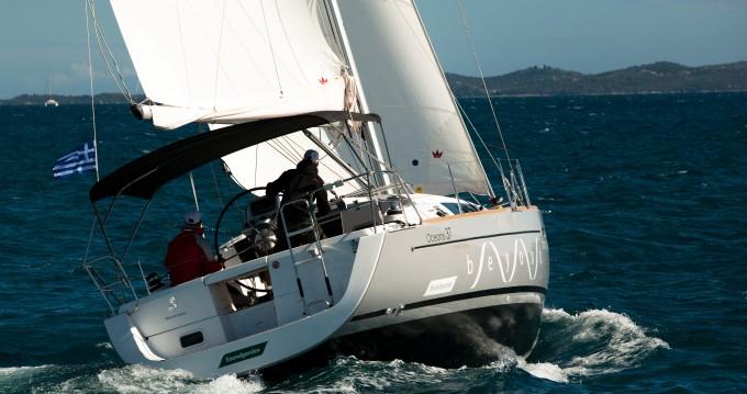 Location bateau Lefkada (Île) pas cher Oceanis 37