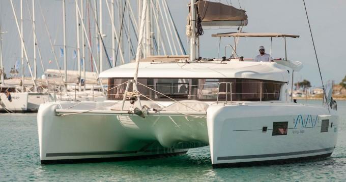 Location bateau Lagoon Lagoon 42 à Lefkada (Île) sur Samboat