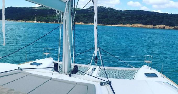 Location yacht à Marina di Portisco - Lagoon Lagoon 450 sur SamBoat
