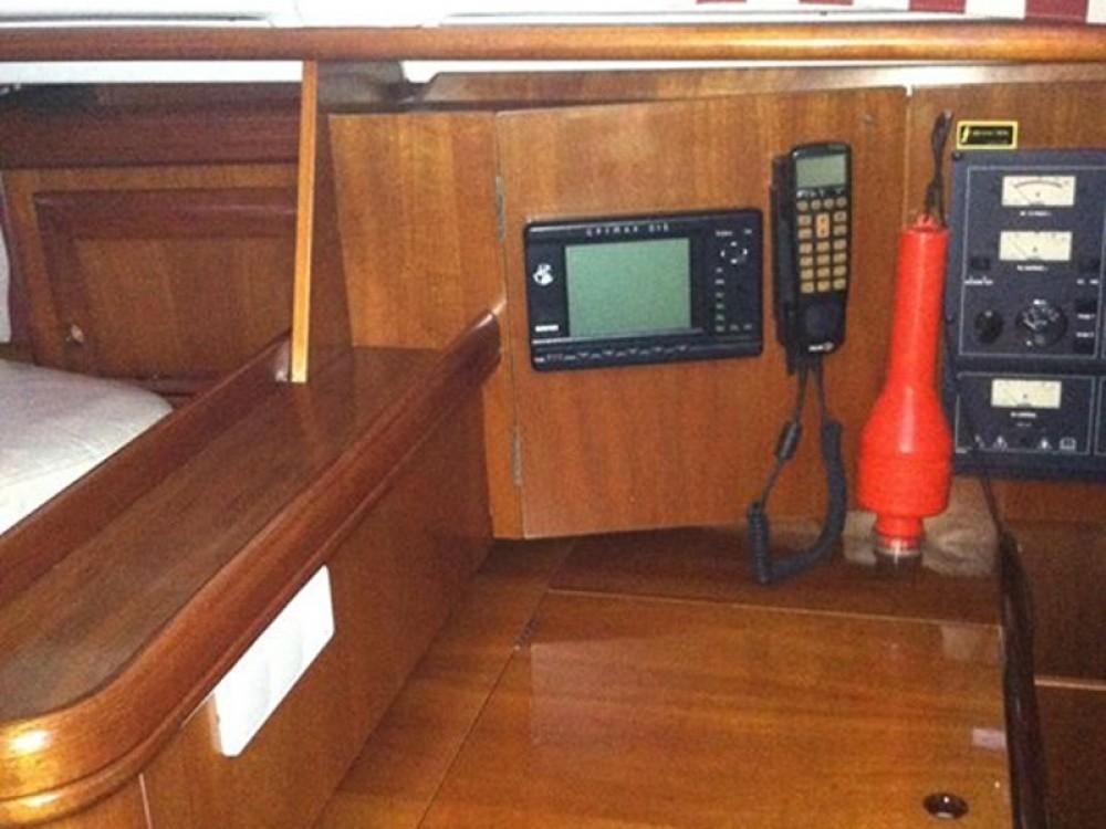 Bénéteau Oceanis 411 entre particuliers et professionnel à Álimos