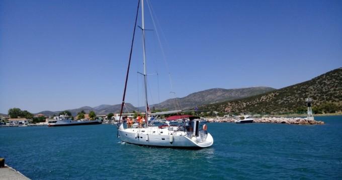 Location yacht à Álimos - Bénéteau Oceanis 411 sur SamBoat