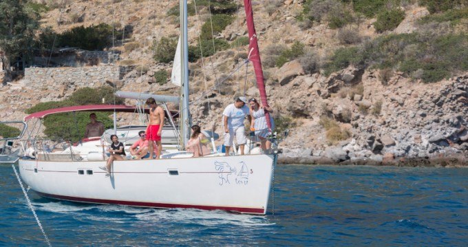 Location bateau Álimos pas cher Oceanis 473