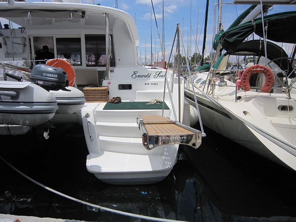 Location bateau  pas cher Lagoon 400 S2