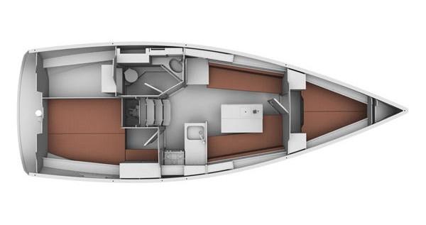 Location yacht à Primošten - Bavaria Bavaria 32 sur SamBoat
