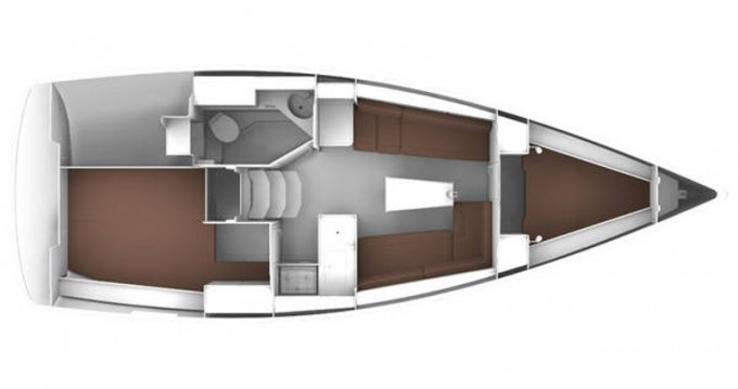 Location bateau Primošten pas cher Cruiser 33