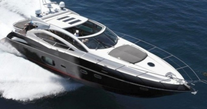 Location Yacht à Donji Seget - Sunseeker Sunseeker Predator 64