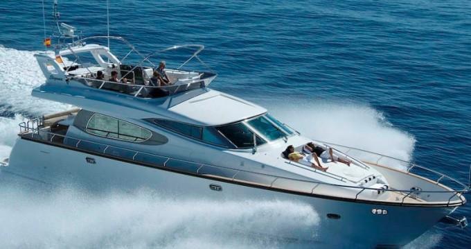 Location bateau Elegance Yachts Elegance 60 Fly à Donji Seget sur Samboat