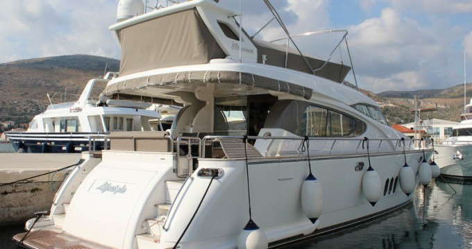 Location bateau Donji Seget pas cher Elegance 60 Fly