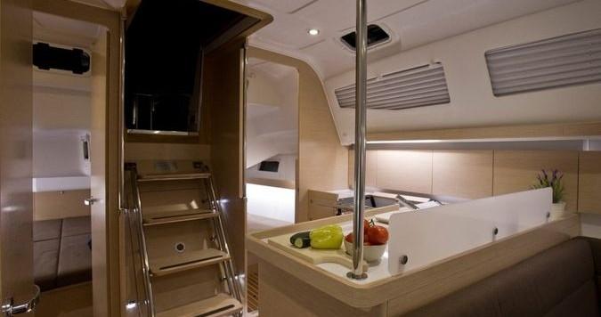 Location yacht à Álimos - Elan Impression 40 sur SamBoat