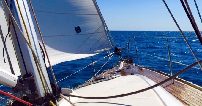 Location bateau Jeanneau Sun Odyssey 39i à Port de Palamós sur Samboat