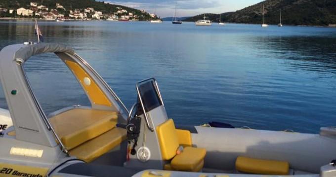 Baracuda 20 entre particuliers et professionnel à Trogir