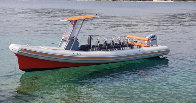 Location bateau Colnago Colnago 27 à Trogir sur Samboat