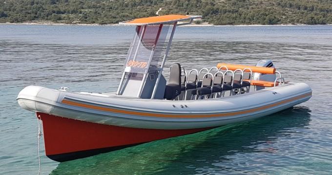 Location yacht à Trogir - Colnago Colnago 27 sur SamBoat