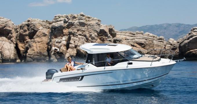 Location yacht à Trogir - Jeanneau Merry Fisher 795 sur SamBoat