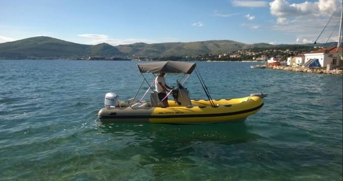 Location bateau  Bura 560 à Trogir sur Samboat