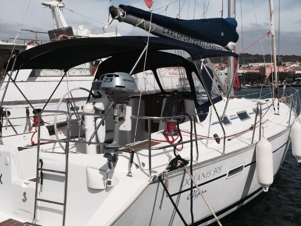 Louez un Bénéteau Oceanis 393 Clipper à U Pàize/Carloforte