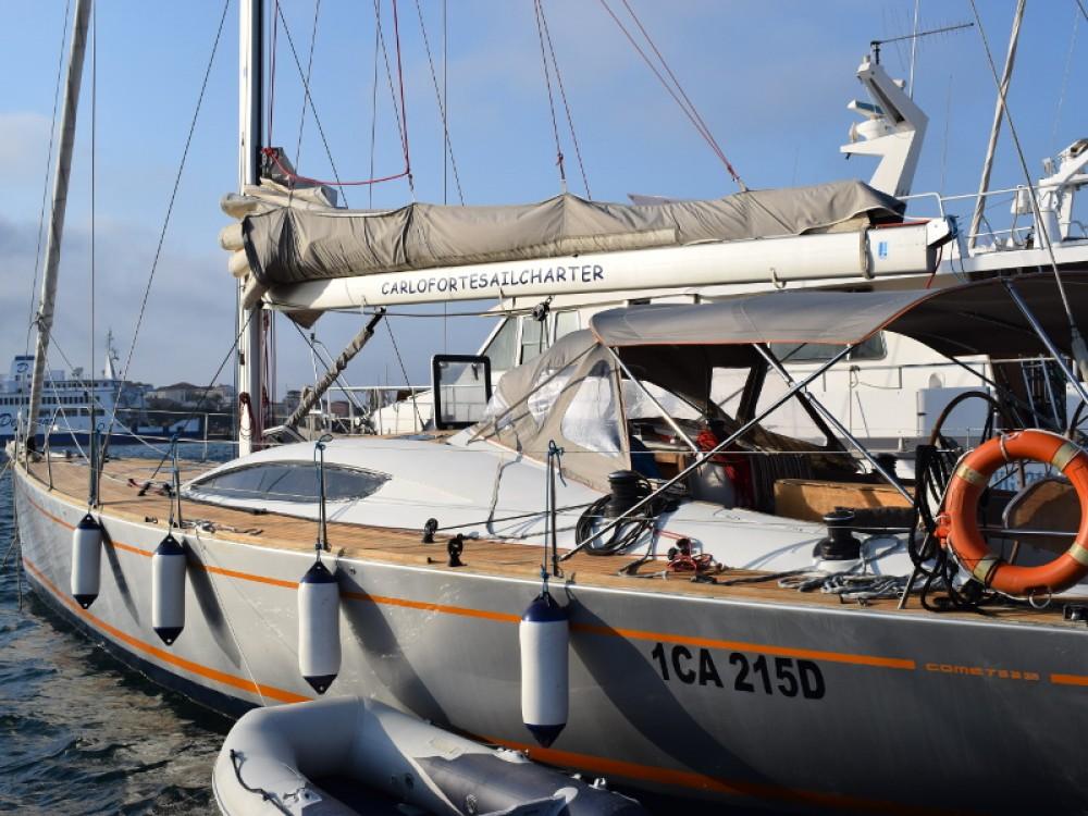 Location yacht à U Pàize/Carloforte - Comar Comet 52 RS sur SamBoat