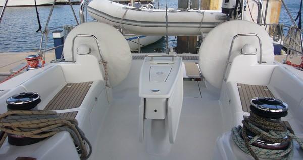 Location bateau Santa Cruz de Tenerife pas cher Oceanis 50 Family