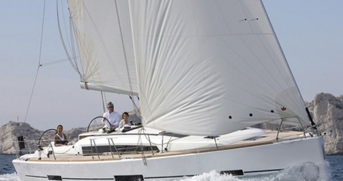 Location yacht à Lefkada (Île) - Dufour Dufour 412 Grand Large sur SamBoat