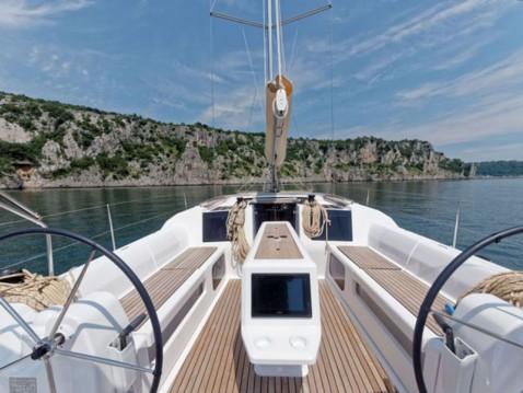 Location Voilier à Lefkada (Île) - Dufour Dufour 412 Grand Large