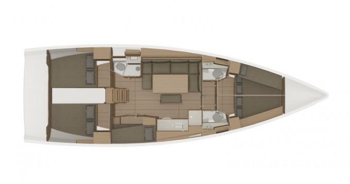 Location bateau Álimos pas cher Dufour 460 Grand Large (5cab/3wc)