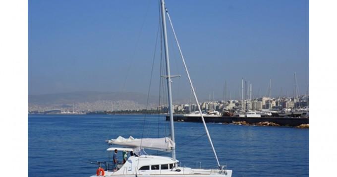 Location yacht à Athènes - Lagoon Lagoon 380 S2 sur SamBoat