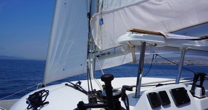Location Catamaran à Athènes - Lagoon Lagoon 380 S2