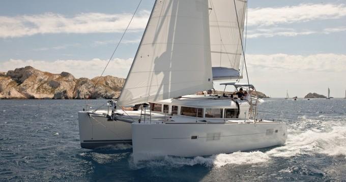 Location bateau Lagoon Lagoon 400 S2 à Lefkada (Île) sur Samboat
