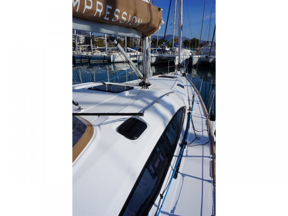 Louer Voilier avec ou sans skipper Elan à Marina de Alimos