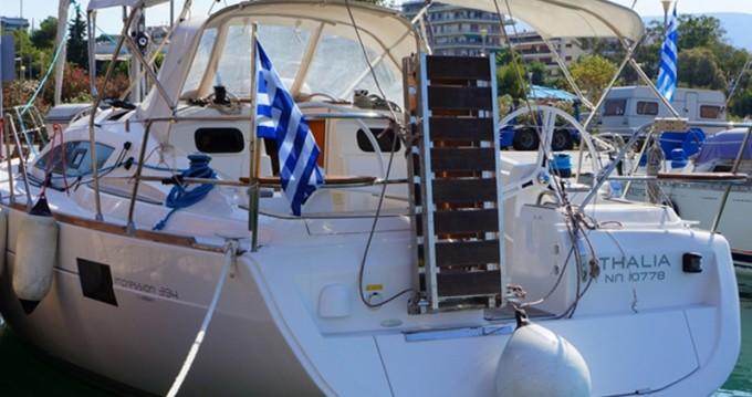 Louer Voilier avec ou sans skipper Elan à Athènes